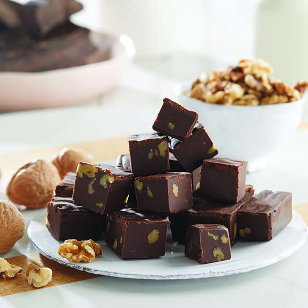 - Chocolate Walnut